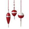 Fishing Bobber Ornament 3 assorted by Midwest of Cannon Falls