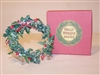 Vintage Holly Wreath and Box by Maggies Memories