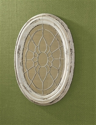 Antique Style Window Frame Mirror by Park Designs