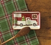 Vintage 1950s Pick Up Farm Truck Spoon Rest by Park Designs