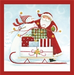 Christmas Sleigh Bells Luncheon Napkins pk of 20 by Park Designs