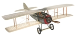 Transparent Spad Model Biplane by Authentic Models
