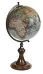 Vaugondy 1745 Globe with Classic Stand by Authentic Models
