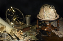 Navigator's Terrestrial Globe by Authentic Models
