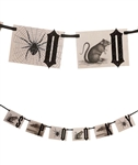 Spooky Halloween Garland by Bethany Lowe