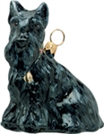 Scottish Terrier Sitting Ornament by Joy to the World