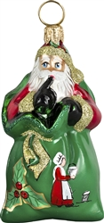 Mini Eight Maids a Milking Ornament by Joy to the World