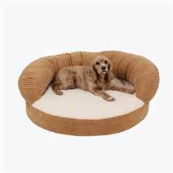 Ortho Sleeper Bolster Dog Bed Small by Carolina Pet Company