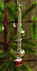 Traditional Bead Drop Ornament by Ragon House