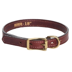 Leather Handler Collar by Mendota