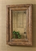 Wooden Beveled Mirror by Park Designs