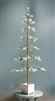 Alpine feather tree made with Stiff Feathers by Dennis Bauer