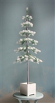 Alpine feather tree Made with Soft Feathers by Dennis Bauer