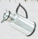 Thermos Glass Kitchen Utensil Ornament by Gallerie II