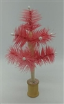 "7"" Soft Feather Tree Pastel Pink"