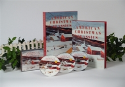 American Christmas Classics Music Gift Set by Ron Clancy