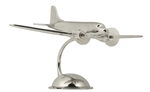 Desktop DC-3 Plane Model by Authentic Models