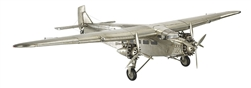 Ford Trimotor Desk Model Plane by Authentic Models