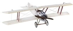 Sopwith Camel Large Model Biplane Transparent  by Authentic Models