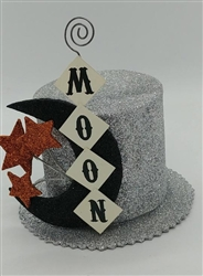 Top Hat Placecard Holder and Candy Container by Dee Foust for Bethany Lowe