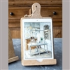 Wooden Cook Book Holder by Park Hill Collection