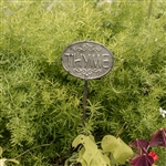 Thyme Herb Garden Stake by Ragon House