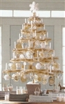 Martha Stewart Snow Feather Tree by Dennis Bauer