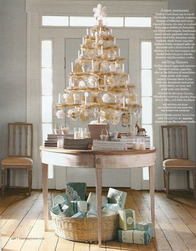 view larger photo email - Martha Stewart Christmas