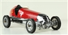 "BB Korn Red Racecar Model 21"" by Authentic Models"