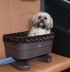 Bucket Seat Booster Seat for Dogs by Pet Gear Inc