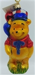 Radko - Fourth of July Pooh - 97-DIS-44 - Patriotic