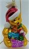 Radko - Golden Bear - 96-182-0 - With Toys