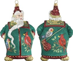 Four Calling Birds Ornament by Joy to the World