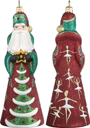 Nine Ladies Dancing Ornament by Joy to the World